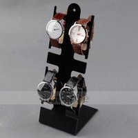 Wholesale New BLK Bracelet Wrist Watch Display Show Retail Shop Counter Stand Holder