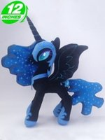 baby nightmares - New Nightmare Moon Plush Doll Pony Plush inches Baby Doll Toy