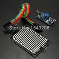 Wholesale 3 V Rain Raindrops Detection Sensor Rain Module Weather Humidity Module For Arduino