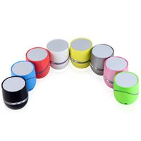 Wholesale computer speakers Bluetooth speakers passive wireless plastic green pink black gray blue yellow white lithium bettery