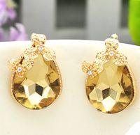 fashion beaded earrings - E099 burst fashion fashion Beaded Earrings