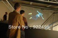 adhesive screen projection rear - Rear Projection Screen Film Foil x1 m Dark gray Holographic Adhesive High refresh rate No flash High definition