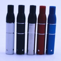 Cheap Smoke Dry Herb Chamber Cartridge Vaporizer. Ago G5 Atomizer Clearomizer for Wind proof E-Cigarette Dry Herb Vaporizer G5 Pen style 50pcs