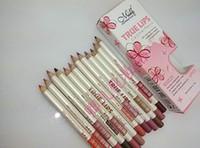Wholesale 12pcs set memow brand makeup M N waterproof lip Liner Pen lips makeup set Cosmetics makeup liner full lips lip enhancer lipstick matte