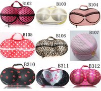 Wholesale Hot sale Sexy Lady s Stylish Portable Lingerie Storage Bra Chest Bag Underwear Organizer Travel Bag