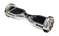 arrival boards - New Arrival Stock in USA Chrome iScooter Hoverboard wheels self balancing electric scooter Smart balance wheel Nice hover board