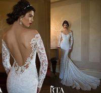 Cheap Berta Wedding Dresses Best Mermaid Wedding Dresses