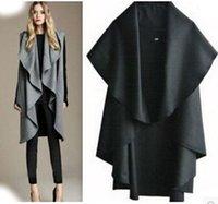 Wholesale 2015 New Women Clothing Coat Autumn Winter Warm Coat Women Fashion Nice Casual Coat Women Clothing Coat V18E77