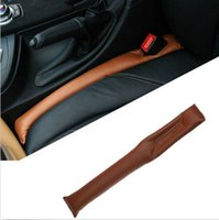 Wholesale New Faux Leather Car Seat Pad Gap Fillers Holster Spacer Filler Padding Newest Good Quality Brand New