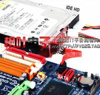 ata pata - 2015 Pata quot IDE TO SATA Pin pin HDD Hard Disk Driver Converter Adaptor fit ATA HDD CD DVD Adapter Parallel