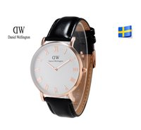 Wholesale Men s Watches Top Brands Daniel Wellington luxury Watch Elegant DW Watches Look high quality news dw wellington quartz daniel