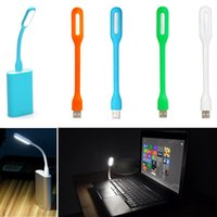 Wholesale Newest USB Light usb Led Lamp Original Xiaomi LED Light with USB for Power Bank comupter Usb Gadget Portable Bendable Outdoor Lamp