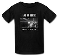 band of horses - Custom Crazy Acoustic at the Ryman Band of Horses Men s T Shirt Classic Short Sleeve Size M XL T shirt