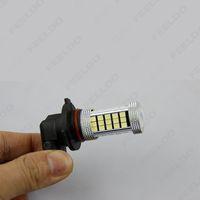Wholesale 10pcs White Car Bulb SMD LED Fog Light Lamp With Lens HB4 Parking P22d V H321 Headlight