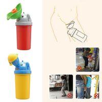 Wholesale Portable Travel Urinal Car Toilet Camping Boy Girl Kid Potty Vehicular Training Travel urination PTSP