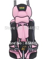 Wholesale Baby Car Seat Child Car Safety Seat Safety Car Seat for Baby of KG and Months Years Old Pink Color
