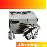 Wholesale J2 RACING STORE Forge quot MM Dual Piston Blow off valve DV Turbo T FOR VW Golf MK4 Jetta A4 B5 PQY5740CR