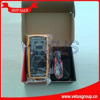 best holster - best multimeter digital VC6013 New type holster streamline design Large LCD makes the reading clearly with anti interferential function