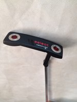 Wholesale golf clubs black Newport2 putters inch with steel shaft golf putter RH