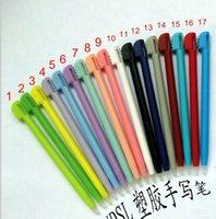 Wholesale BLACK BLUE New Color Touch Stylus Pen For NDS LITE