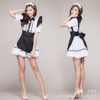 bar maid - Sexy lingerie maid maid uniforms temptation role playing game COSPLAY bar girl clothes