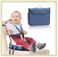 Wholesale 2015 New Arrival Fashion Infant Eating Chair Oxford Cloth Portable Baby Chair For Feeding Highchair For Baby Folding Seat