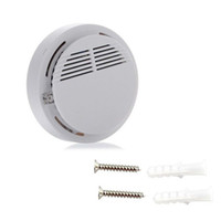 Cheap Stable Photoelectric Chamber Wireless Security Alarm Smoke Detector for Fire Alarm System Sensor Home Bedroom Wholesale