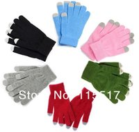 Wholesale DHL pairs Touch Gloves for iPhone samsung Touch Screen Gloves for iPad Galaxy Note