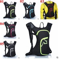 Wholesale 2015 UNIsex color Bicycle Bike Shoulder bag hiking Backpack Sport Outdoor Cycling Riding bag Travel Mountaineering backpack TOPB3183