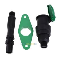 Wholesale LS4G Plastic Water Intaking Quick Valve Pipe Hose Connector Irrigation Kits