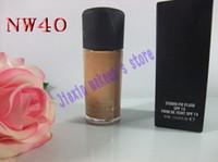 Wholesale High quality HOT NEW Makeup STUDIO FIX FLUID SPF Foundation Liquid ML