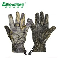 Wholesale Printing antiskid tactical gloves camouflage design breathable and comfortable