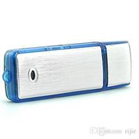 cheap pen drive - 4GB Hot selling cheap new mini usb voice recorder pen drive long time recording