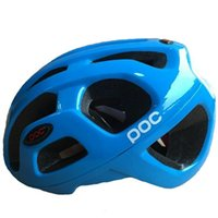 Wholesale Cheap POC octal raceday Cycling Helmet new Bike Helmet Casco Ciclismo Capacete Cascos para Bicicleta For men and women Bicycle Helmets