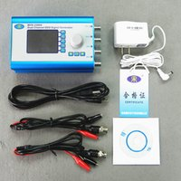 Wholesale Mini Dual Channels Function Signal Arbitrary Waveform Generator MHz quot TFTLCD USB