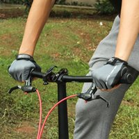 Wholesale BaseCamp BC Breathable Shock proof Lycra Cycling Bicycle Half Finger Gloves wear resisting comfortable breathable