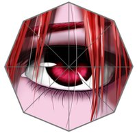beautiful lucy - Anime Elfen Lied Lucy or Nyu Printed Umbrella Custom Beautiful Eyes Theme Umbrella