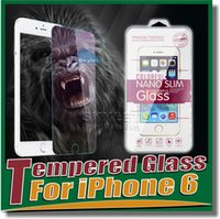 Cheap Iphone 6 Tempered Glass Best 0.3 mm 2.5 D