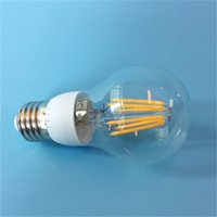 24v e27 led - E27 W Filament LED Globe Bulb Sapphire Filament White and Warm White LM AC V or AC V