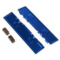 Wholesale Aluminum Heat Spreader for DDR DDR2 Memory RAM Blue