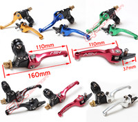 asv brake - Motocross modified drop resistance brake handle horn handle the clutch to clutch brake levers ASV Brachypodium