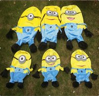 animal product manual - 2016 Popular Product inch cm Minion Doll Plush Skin Plush Children Manual Product Gift Despicable Me Minions D Eyes
