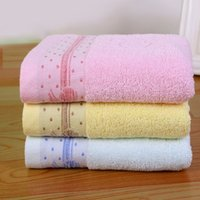 Wholesale 1 Piece Butterfly Printing Soft Comfortable Face Hand Towel Bath Towel Water Absorbent Travel Towel Home Textile JC0115 Salebags