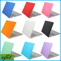 Wholesale Ultrathin Matte Frosted Smart Shell Hard Rubberized PC Protective Case Cover Cases For