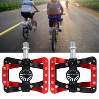 Wholesale 2015 New TAVTA High Quality Mountain Bike Pedals MTB Road Cycling Sealed Bearing Pedals BMX Ultra Light Bicycle Pedals Colors
