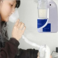 Sports portable nebulizer - New asthma inhaler portable nebulizer device Personal healthcare China medical goods adult children breath monitor suit
