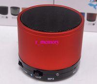 Altavoces S10 Bluetooth Wireless Mini altavoces portátiles HI-FI Reproductor de música Home Audio para iPhone 5 iPhone 4 reproductor de mp3