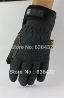 Wholesale New Mechanix Wear MPact Tactical Coyote Race Work M X gloves Full finger M pack Gloves Grey Color