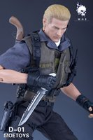 big d product - MOE Toys D Biohazard Scale Albert Wesker Headplay and Clothing Accessories Pack In Stock