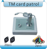 Wholesale China Production OCOM PA contactless security patrols and attendance systems bar data collection base points